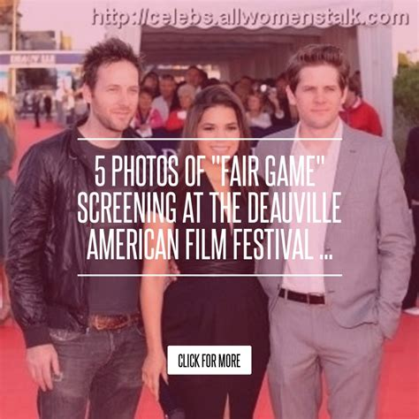 Loo Placido Coming To Los Angeles by 5 Photos Of Quot Fair Quot Screening At The Deauville
