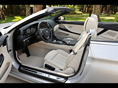 Bmw 6 Series Convertible Interior by 2011 Bmw 6 Series Convertible Interior 1280x960