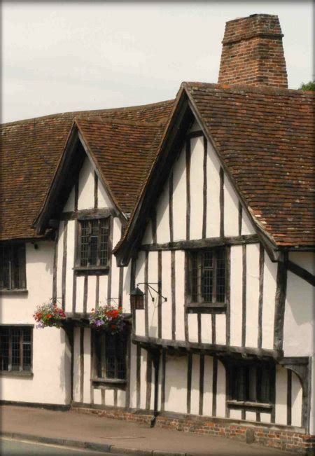 tudor houses tudor houses and homes facts and information primary facts