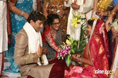Srimukhi marriage photos