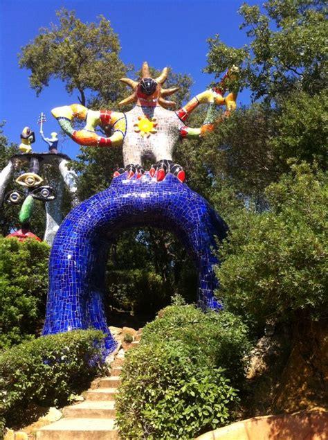 giardino dei tarocchi toscana 1000 images about niki de phalle on