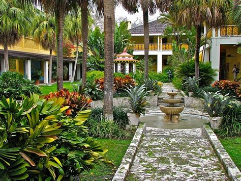 bonnet house museum gardens bonnet house gardens florida pinterest