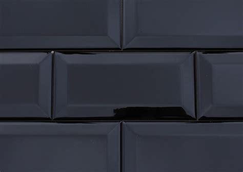 187 wall tile metro 171 replicata black glazed replikate