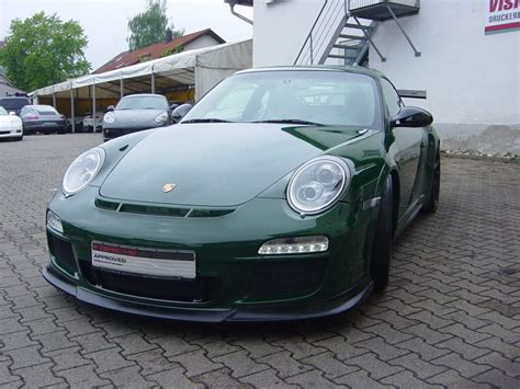 porsche british racing green spotlight british racing green porsche 997 gt3 rs