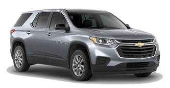 2018 chevy traverse vs 2017 chevy traverse what s the