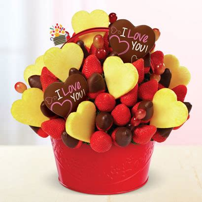 edible arrangements valentines for him 5 edible pairings to woo your date s and stomach