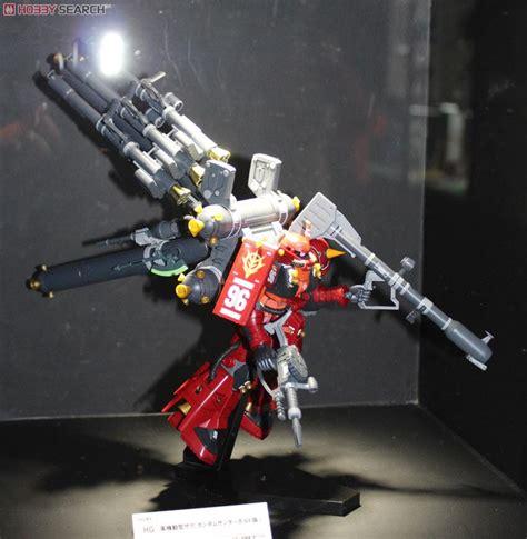 Promo Hg High Mobility Type Psycho Zaku Thunderbolt Anime Ver Keren high mobility type zaku ii psycho zaku gundam thunderbolt ver hg gundam model kits