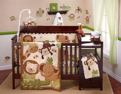 Safari Nursery Bedding Sets Nojo Nojo Miracles Baby Safari Baby Boy Nursery Bedding Pinterest The O Jays
