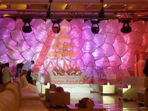 fibre wedding stages  fiber wedding mandaps