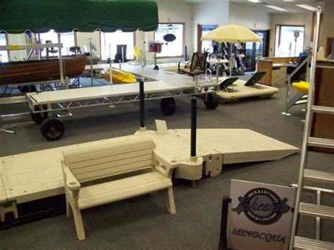 boat lifts for sale wisconsin lakeside dock lift sales showroom