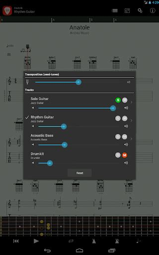 guitar tab pro apk guitar pro apk 1 5 8 only apk file for android