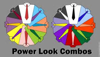 how to combine the right tie color with a shirt
