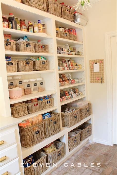 How To Start A Pantry by Best 25 Open Pantry Ideas On Open Shelving