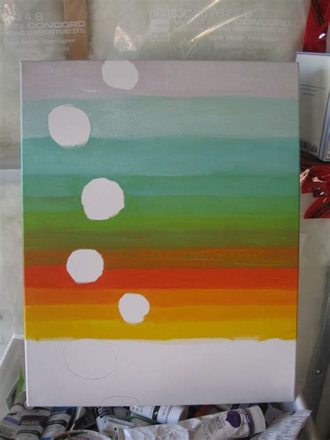 easy painting how to make a painting in three or more easy steps