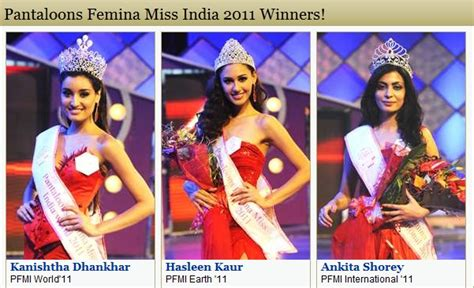 india winner 2011 a moment to remember pantaloons femina miss