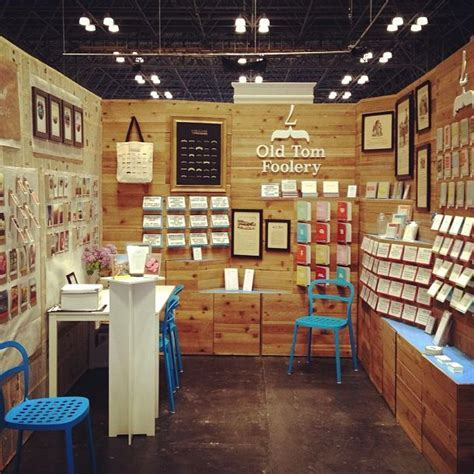 National Stationery Show ? Booths   Shops and stalls