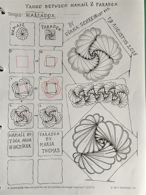 zentangle pattern step outs 1000 images about zentangle tutorials on pinterest zen
