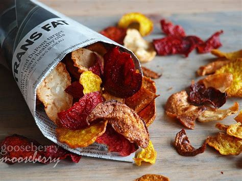 root vegetable chips recipe 17 best images about recipes snacks on kale