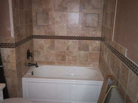 tiled bathtub surround ideas tile bathtub surrounds google search www tilecreations