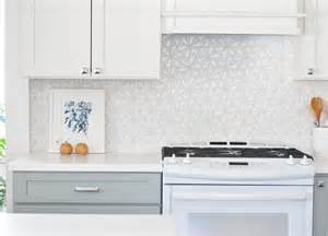 Hexagon Tile Kitchen Backsplash Kitchen Remodel Centsational