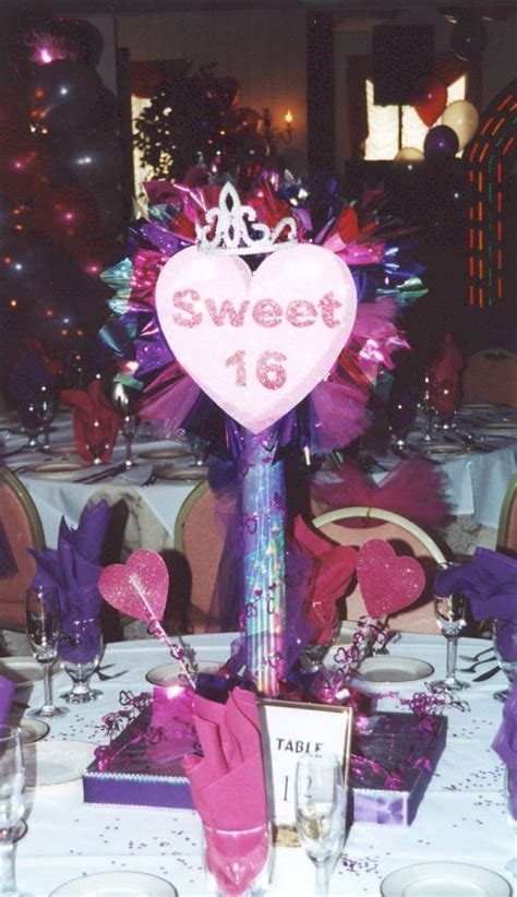 sweet sixteen centerpiece ideas sweet 16 centerpiece sweet 16 quinceanera ideas how