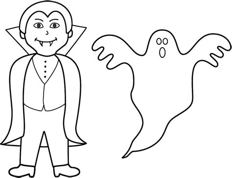 coloring pages of a ghost coloring pages ghosts coloring pages and clip art free
