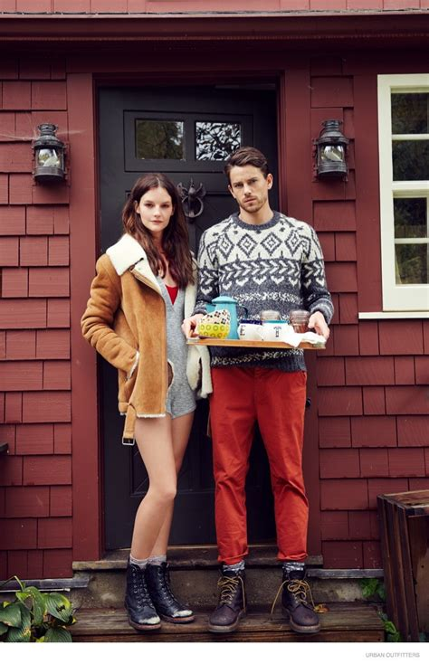 urban outfitters launches home lookbook d magazine jeremy young wife celebrate holidays with urban outfitters