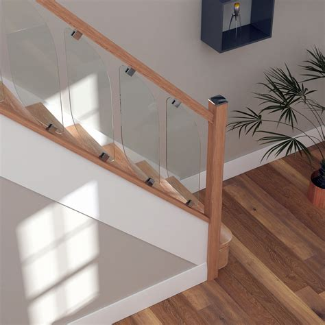 glass banister kits glass stairparts system heritage collection