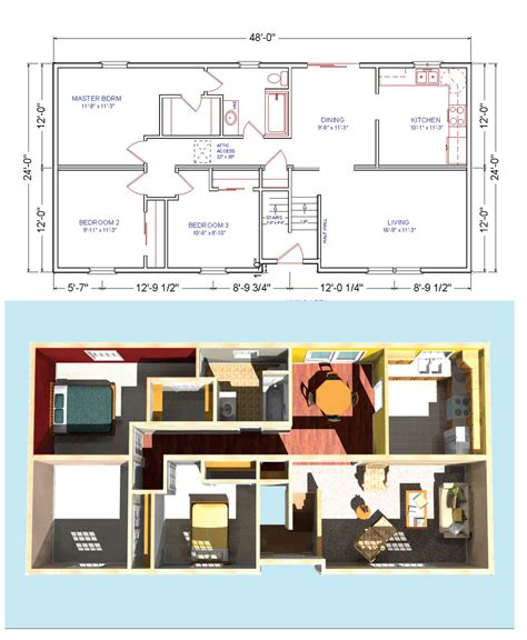 raised ranch house floor plans rambler house raised home