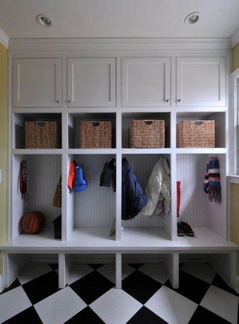 Garage Cubbies by Cubbies And Storeage For Each Mudroom