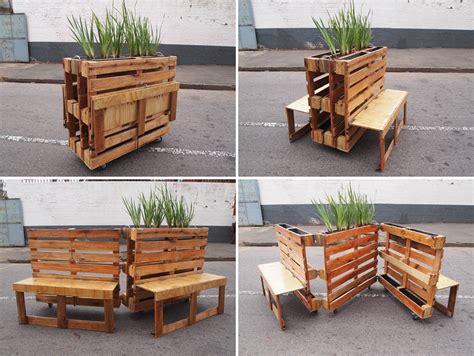 Increíble  Muebles Jardin Bauhaus #4: R1-interlocking-mobile-benches-wooden-pallets-johannesburg-designboom-03.jpg