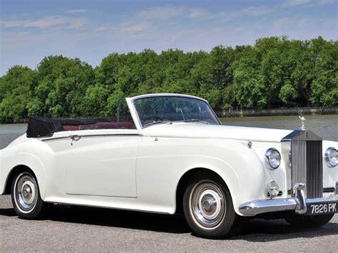 1959 Rolls Royce by 1959 Rolls Royce Silver Cloud I Drophead Coupe 1