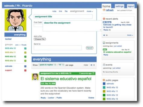 edmodo what can parents see image gallery edmodo account