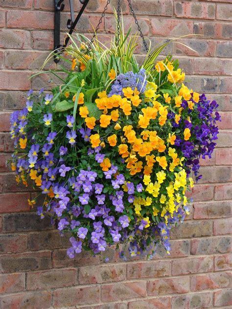 design hanging flower baskets hanging basket design home hanging baskets spring