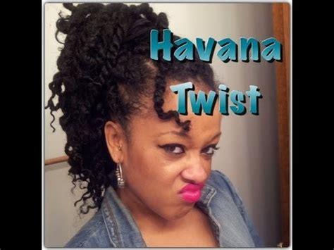 havana marley twist using crochet method crochet twist havana marley twist invisible roots method youtube