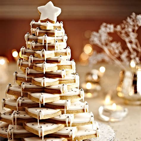 almond christmas cookie tree recipes lakeland