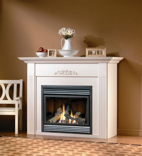 napoleon bgd36ntr direct vent gas fireplace 36 in