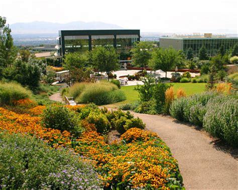 Salt Lake City Botanical Garden Butte Gardens Butte Gardens And Arboretum