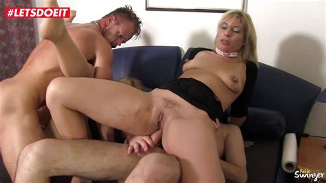 Letsdoeit Mature Swingers Get Intense Foursome Sex