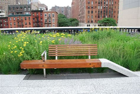 highline benches a comparison of the 3 phases of the high line nyc part