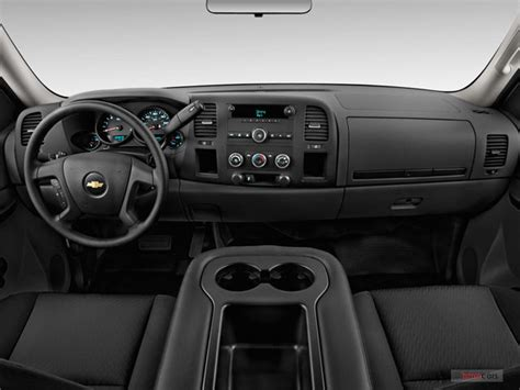 2013 Chevrolet Silverado 1500 Interior U.S. News & World Report