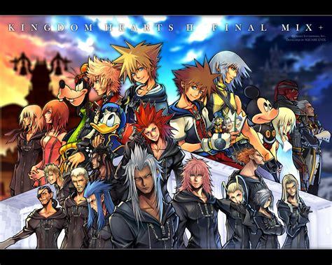 Kingdom Hearts Kingdom Hearts Photo 27963436 Fanpop