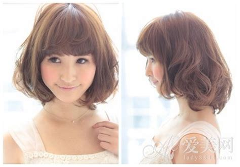 before and after korean short perm hairstyle korean perm short hairstyles google search hairstyle