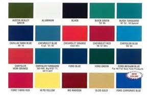engine paint color chart bing images