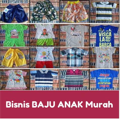 Grosir Pakaian Anak bisnis grosiran baju murah