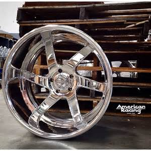 Wheels Great American Truck Race 20x15 Quot American Racing Forged Vf 485 Polished Wheel