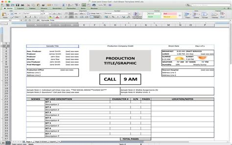 Run Sheet Template Excel April Onthemarch Co Tv Rundown Excel Template