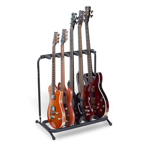 rockstand guitar stand rockstand 20861 stand for 5 guitars