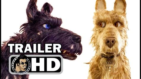 bryan cranston dog movie isle of dogs official trailer 2018 wes anderson bryan
