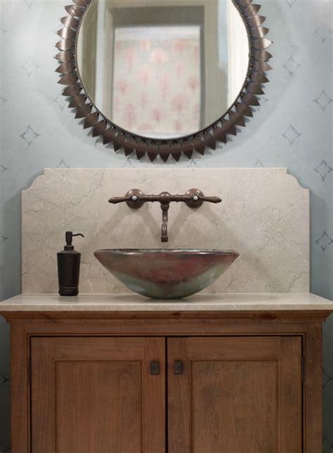 Sink On Top Of Vanity by Vanity Top With Vessel Sink